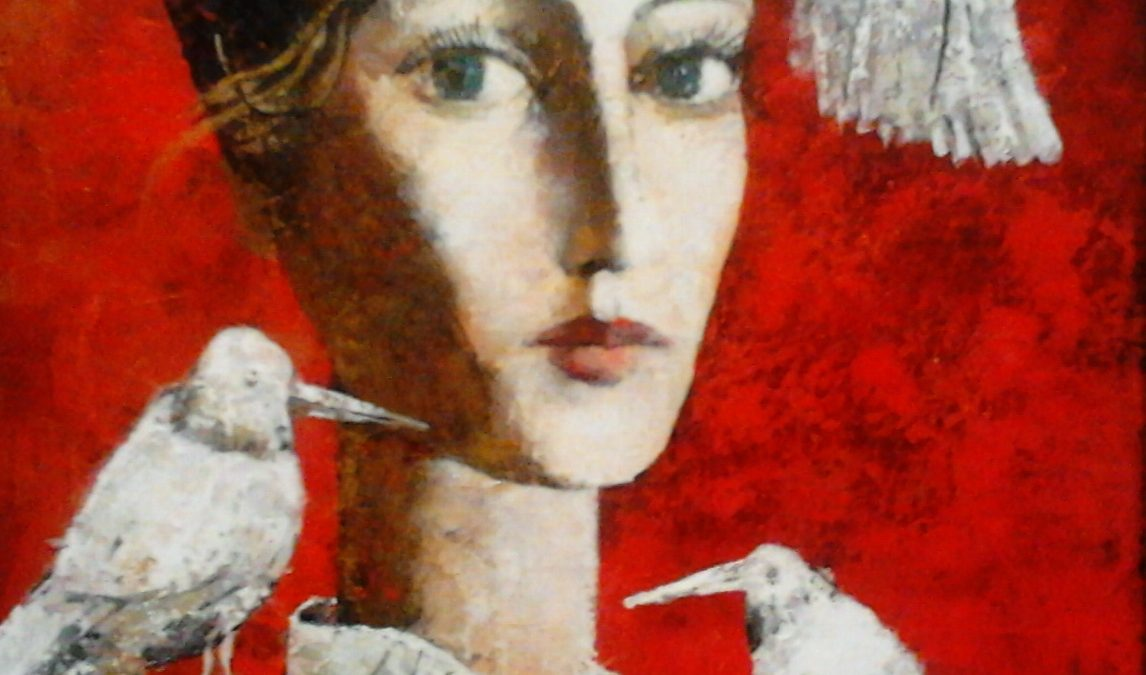 woman bird #saturdaysoul